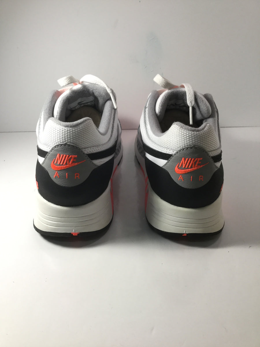 "Nike Air Stab ""White/Black Hot Lava"""