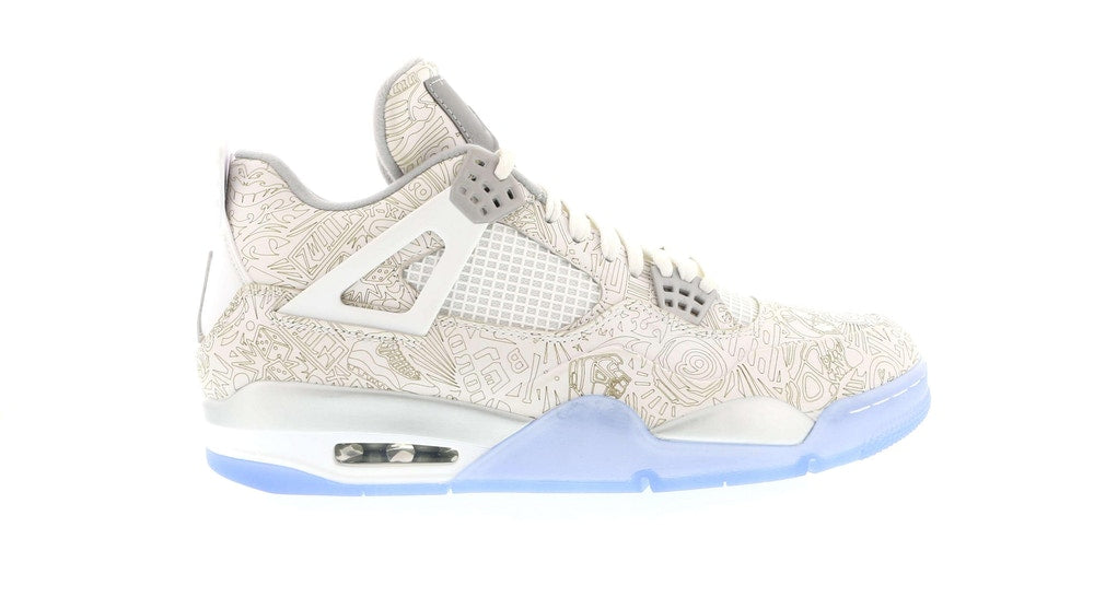 Jordan 4 Retro 30th Anniversary Laser