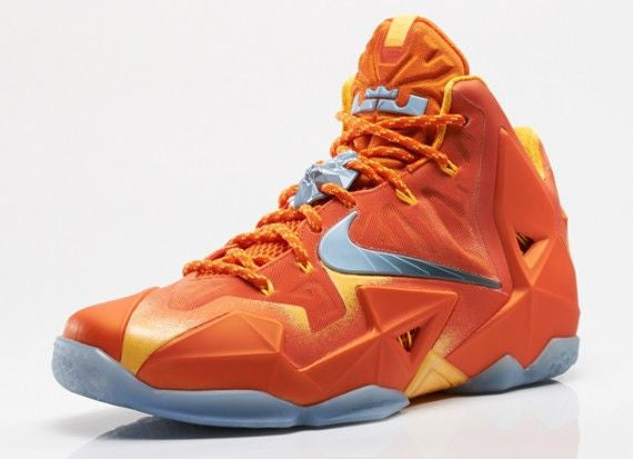 "Lebron 11 ""Forging Iron"" - New"