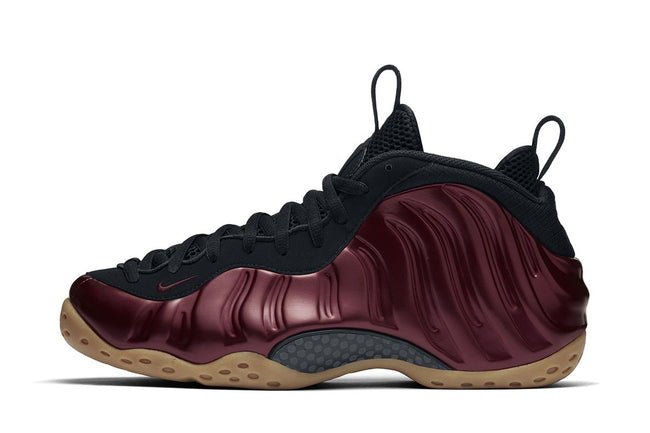 "Foamposite One ""Maroon"""