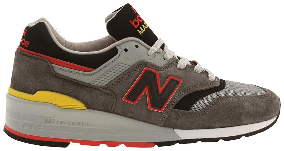 New Balance 997 Connoisseur Authors