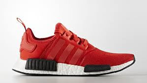 "ADIDAS NMD R1 ""Clear Red"""