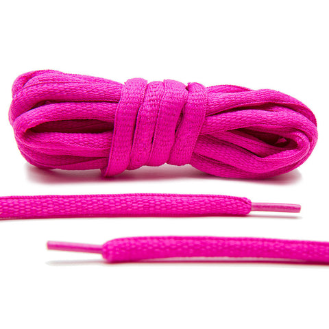 Angelus Pink - Oval SB Laces - 63""