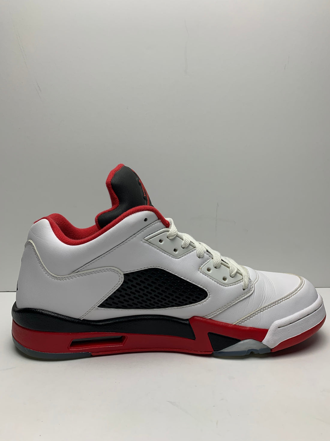 Jordan 5 Retro Low Fire Red