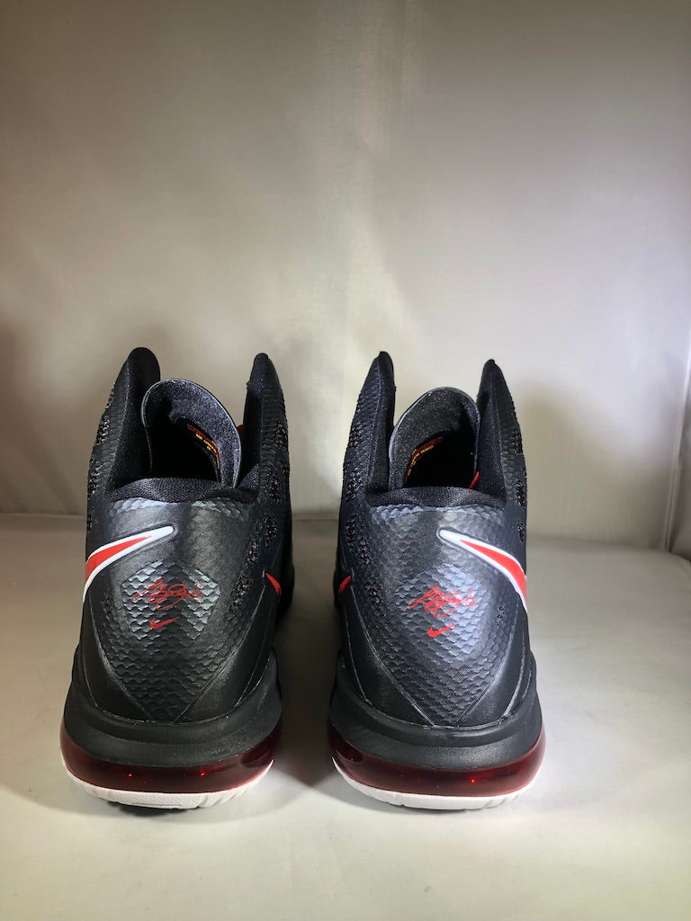 "Lebron 8 PS ""White Black Red"""