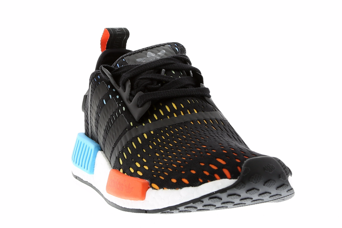 Adidas NMD R1 Footlocker Europe Rainbow