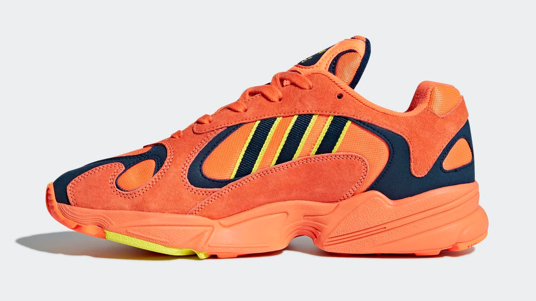 Adidas Yung 1 Hi - Rise Orange