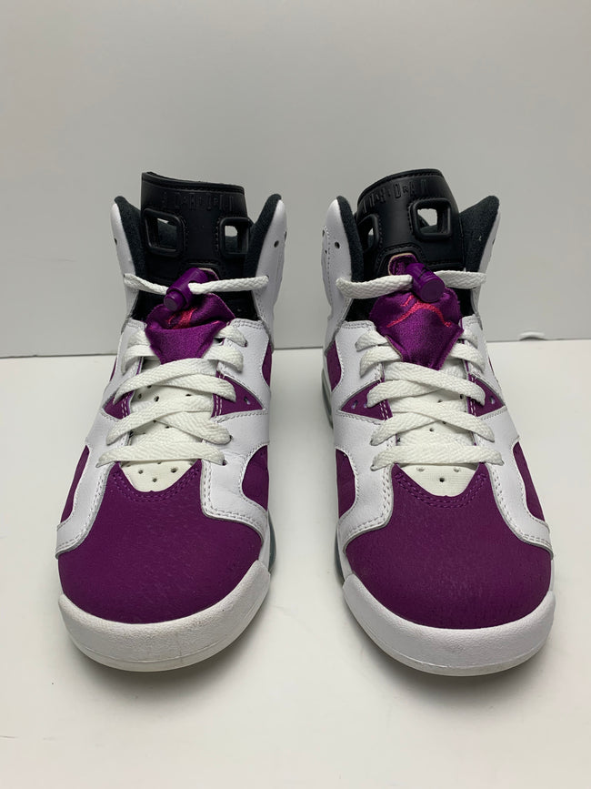 Jordan 6 Retro Grape (GS)