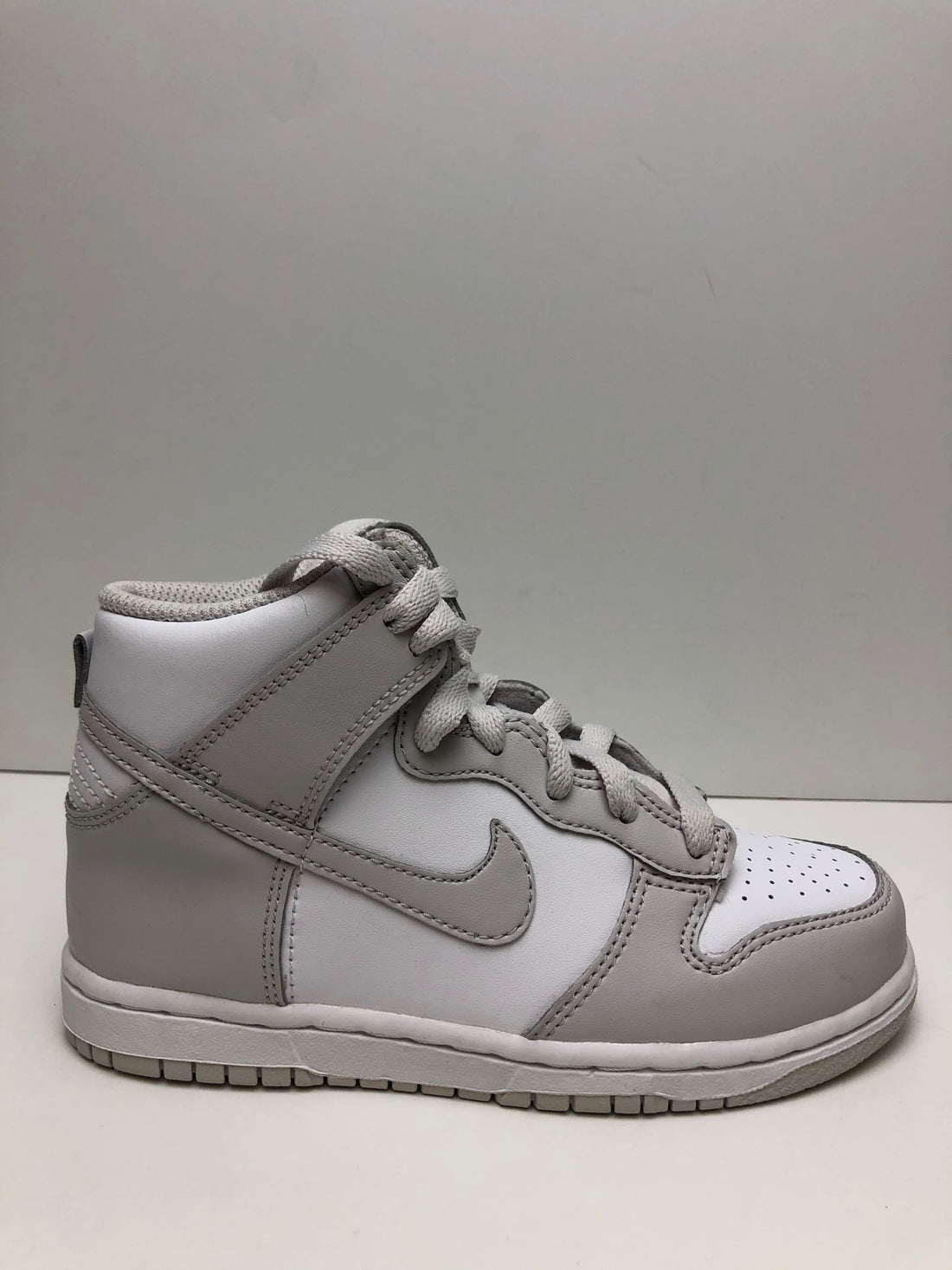 Nike Dunk High Retro White Vast Grey (PS)