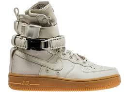 Nike SF Air Force 1 High Light Bone