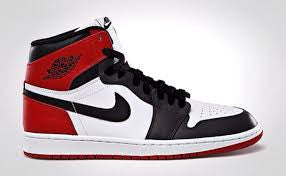 "Jordan 1 Retro ""Black Toe"""