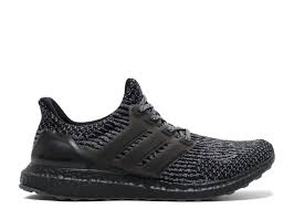 "Adidas Ultra Boost ""Black Silver"""