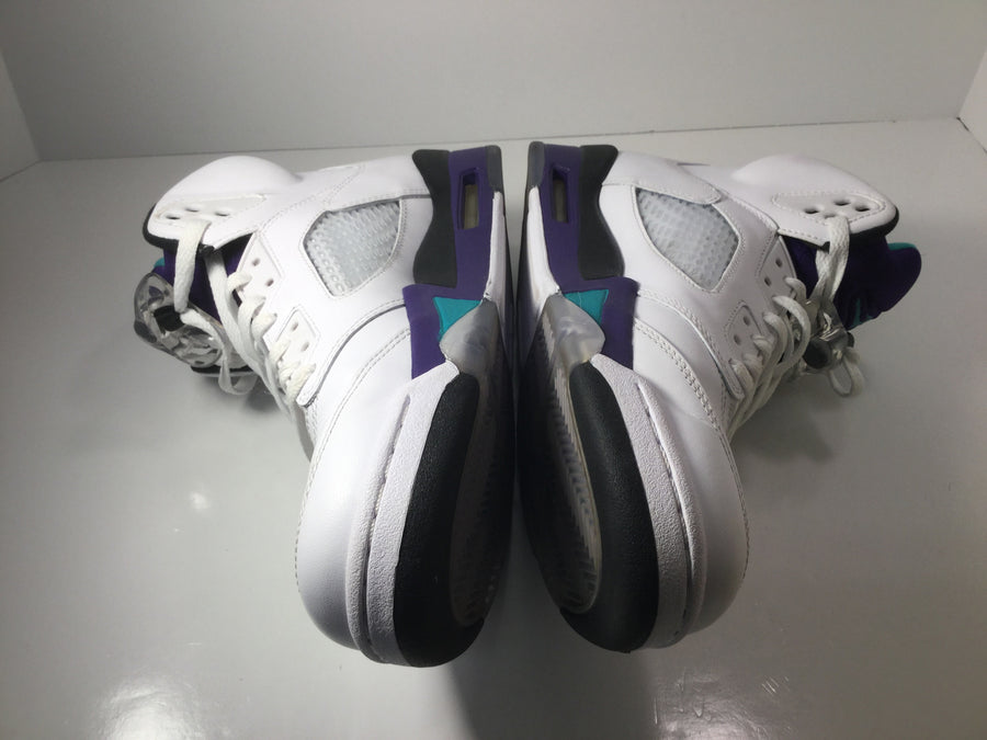 "Jordan 5 Retro ""Grape"""