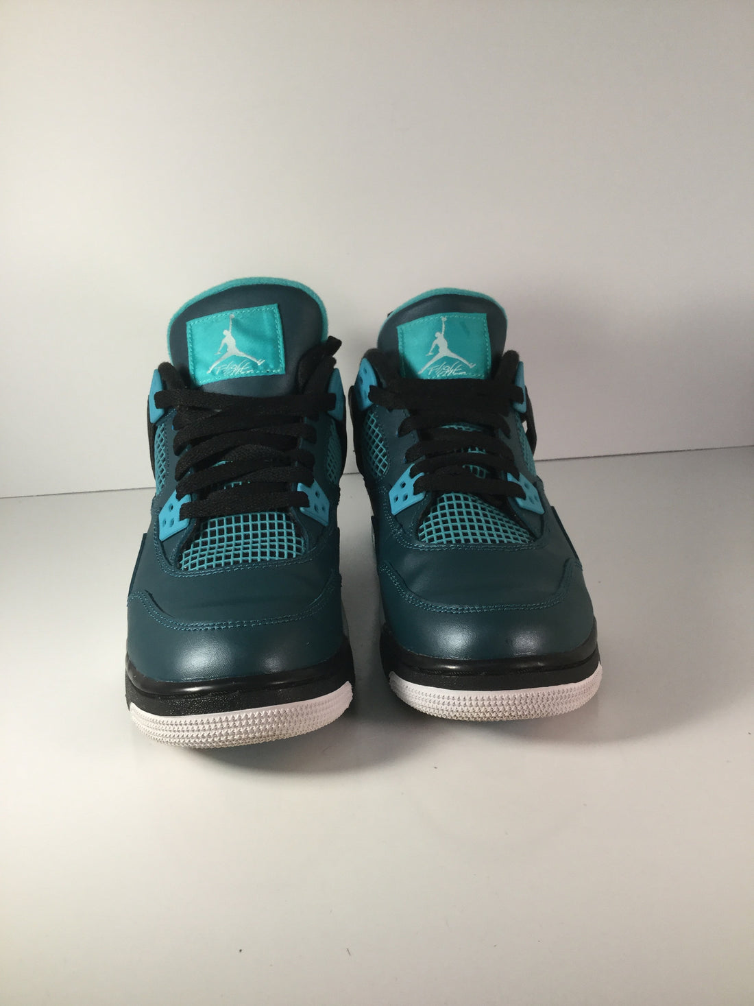 "Jordan Retro 4 ""Teal"" - Used"