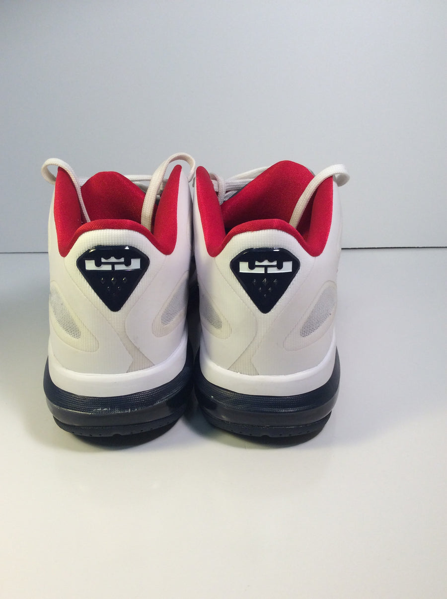 "Lebron 9 Low ""USA Olympic"" - Used"