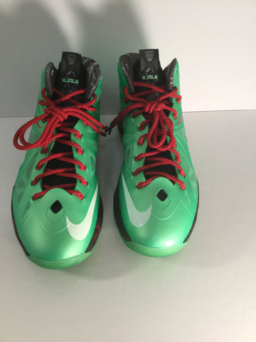 "Lebron 10 ""Cutting Jade"""