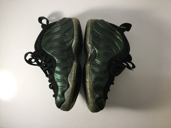 "Foamposite One ""Pine Green"" - Used"