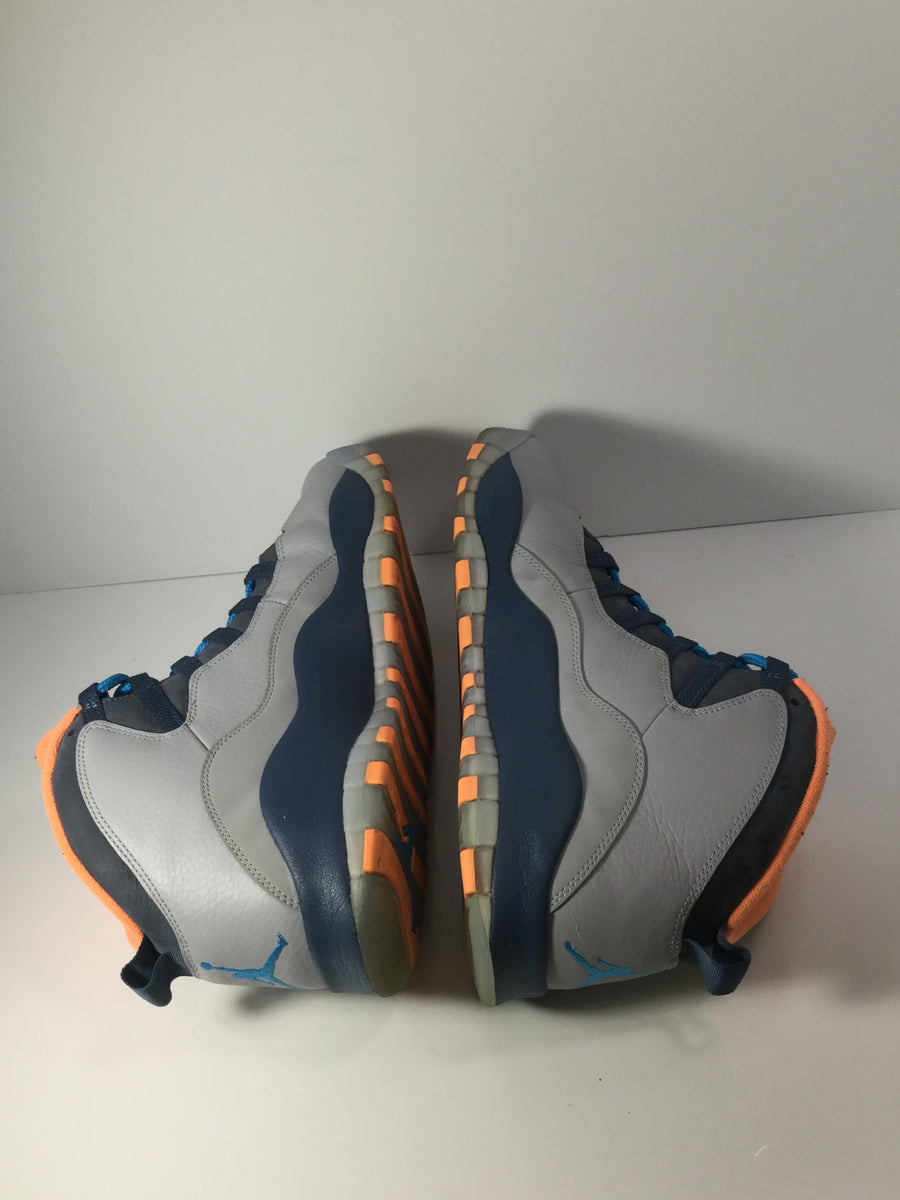 "Jordan 10 Retro ""Bobcat"" - Used"