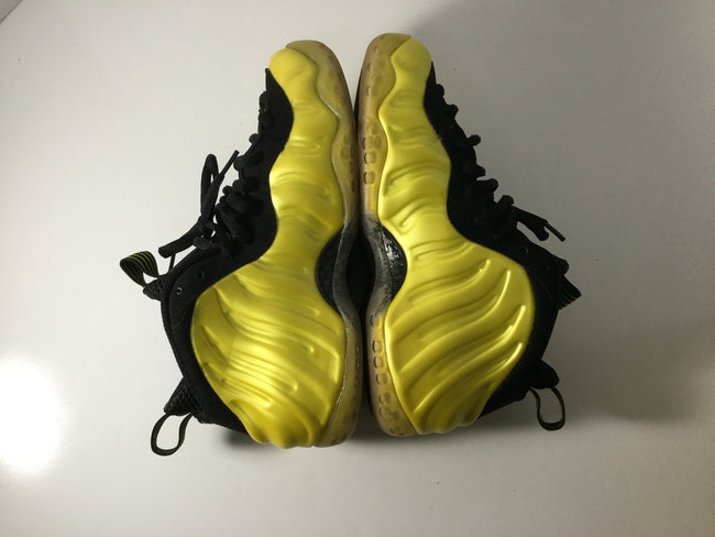 "Foamposite One ""Electric Lime"" - Used"