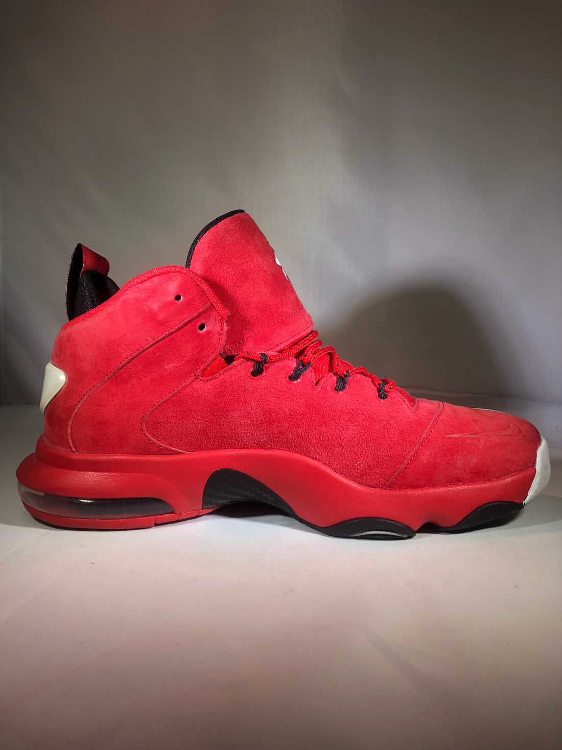 Nike Penny 6 University Red