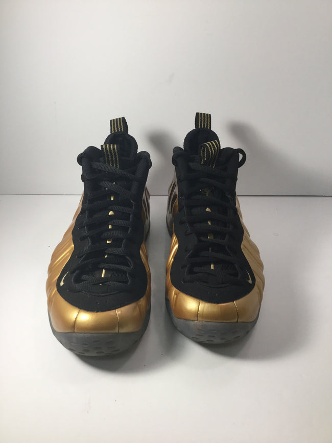 "Foamposite One ""Metallic Gold"""