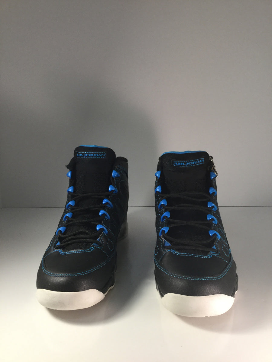 "Jordan 9 Retro ""Photo Blue"" - Used"