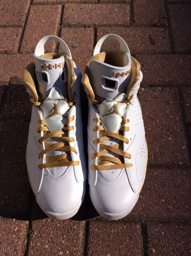 "Jordan Retro 6 and 7 ""Golden Moments Pack"" - Used"