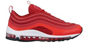 "Air Max 97 ""Gym Red"""