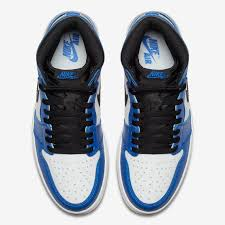 "Jordan 1 Retro High ""Game Royal"""