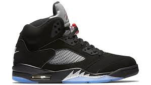 Jordan 5 Retro Black Metallic 2016 (GS)