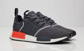 "Adidas NMD ""Grey Red"""
