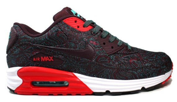 Air Max Lunar90 Burgundy-Paisley