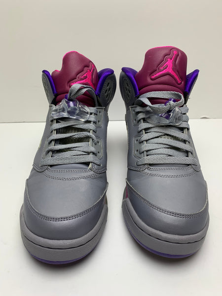 Jordan 5 Retro Cement Grey Pink (GS)