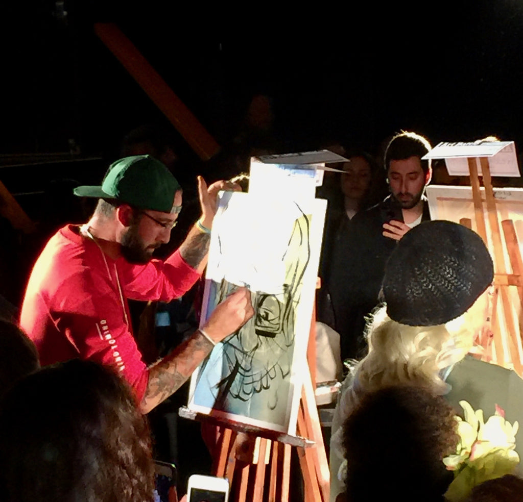 Art Battle Nationals 2017