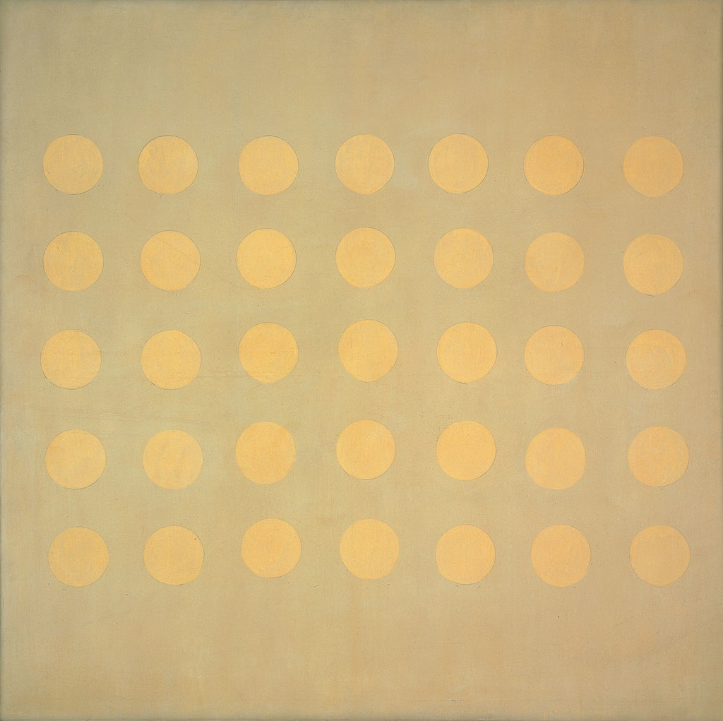 Women of Abstraction (P.5): Agnes Martin