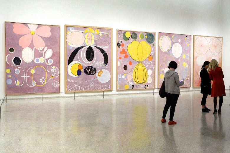 Hilma AF Klint - Mystic & Mother of Abstraction