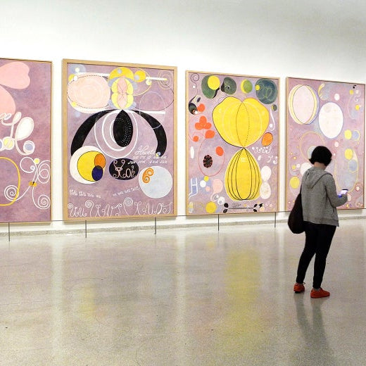 Women of Abstraction (P.1): Hilma AF Klint - Mystic & Mother of Abstraction