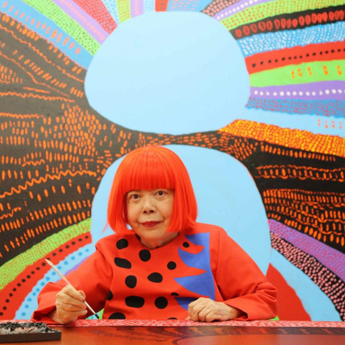 Women of Abstraction (P.2): Yayoi Kusama - Queen of Infinity