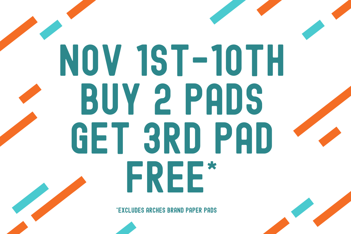 all paper pads on sale
