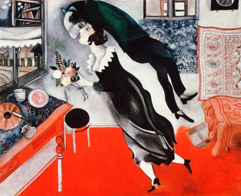 The Birthday By Marc Chagall Photograph DACS London 2016