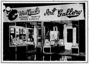 Wallack's Art Supplies and Gallery