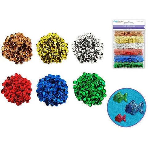 Craft Sequins Multi-Pack