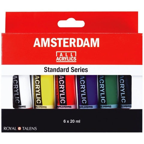 Amsterdam Acrylic Paint Sets