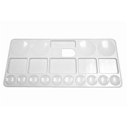 Holbein 19 Well Plastic Palette