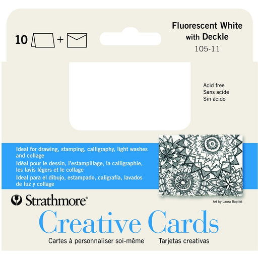 Strathmore Creative Cards - Deckled Edge Title Description Body html Rich Text Editor