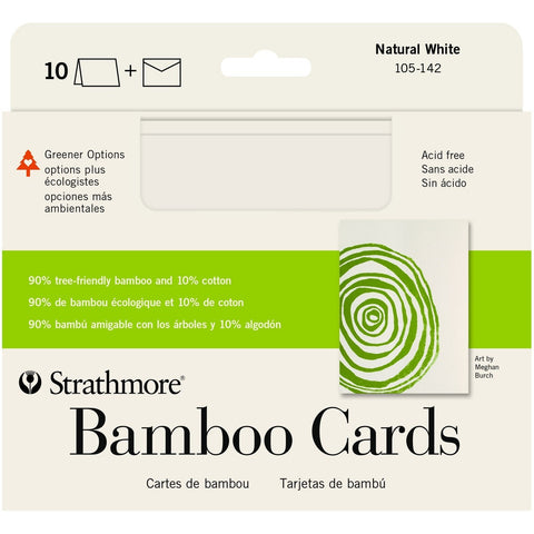 Strathmore Bamboo Cards