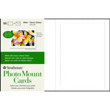Strathmore Photo Mount Cards - Classic Emboss