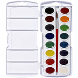 Prang Watercolour Pan Sets