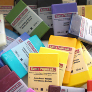 Kama Pigments Encaustic Wax