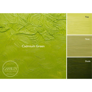 37ML / Cadmium Green